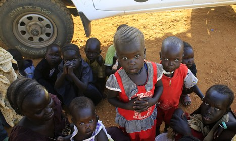 Refugees in Sudan   They Poured Fire on Us From the Sky - Sudan   Scoop.it