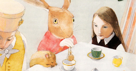 The Best Illustrations from 150 Years of Alice in Wonderland | Children's Literature | Scoop.it