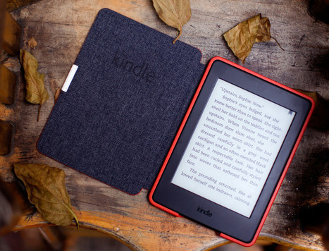 Embrace the new Kindle Paperwhite for reading bliss | Ebook and Publishing | Scoop.it