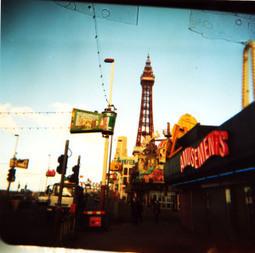 Lomography Lovelies: 'Blackpool Through the Holga'sEyes' | Still Alive Analog Photography | Scoop.it