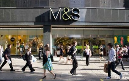 M&S boss brands clothing sales 'unsatisfactory' | marketing leadership and planning | Scoop.it