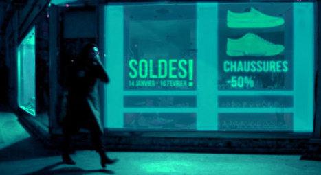 GoodNews ! Des autocollants bioluminescents pour éclairer les villes - Magazine GoodPlanet Info | Actus décalés | Scoop.it