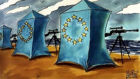 Immigration : L'inutile guerre de Frontex | Veille & Recherche | Scoop.it