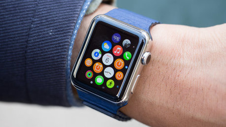 Apple Watch Review: Bliss, but Only After a Steep Learning Curve | #HITsm | Scoop.it