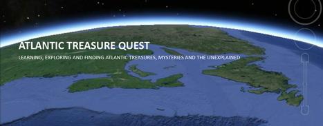 TREASURE: Pirate Ned Low, Captain Kidd and the Treasure of Isle Haute, NS | TEACHER TEACHER | Scoop.it