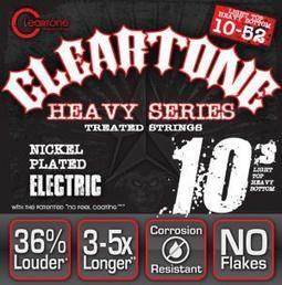 "Cleartone Introduces Dave Mustaine Signature ""Monster"" Guitar Strings 