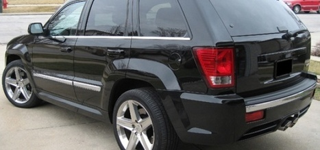 Jeep Grand Cherokee. Eligibility car suit your convenience and pleasure | Black Box RM | Scoop.it