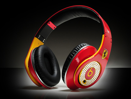 Eye-catching Beats By Dr.Dre Studio Ferrari Beats Limited Edition Red Diamond_hellobeatsdreseller.com | Beats Limited Edition Diamond_hellobeatsdreseller.com | Scoop.it