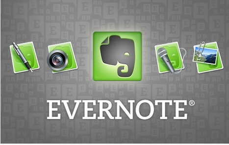 Excellent Resources on Evernote for Teachers  (livebinder) | Technology for school | Scoop.it