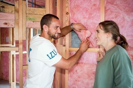 Aaron Cruden  Generation Homes: Insulation   Home builders in New Zealand   Generation Homes   Scoop.it