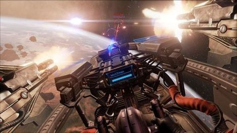 Making it in Unreal: How CCP rebuilt the Eve universe in close-up for Valkyrie | UDK | Scoop.it