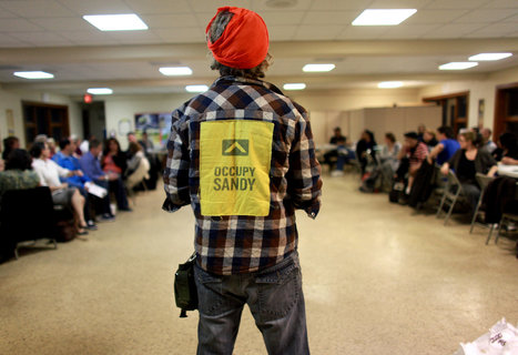 Occupy Movement's Changing Focus Causes Rift | Peer2Politics | Scoop.it