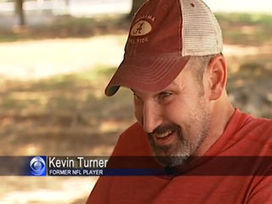 The Cost of the Game, Kevin Turner, former Crimson Tide stand out and NFL Great | #ALS AWARENESS #LouGehrigsDisease #PARKINSONS | Scoop.it