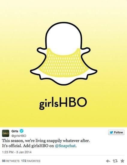 Snapchat et le potentiel de l'éphémère | Tourisme augmenté | Scoop.it