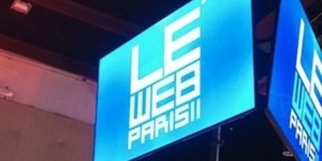 LeWeb12 Paris met les objets communicants à l'honneur | LdS Innovation | Scoop.it