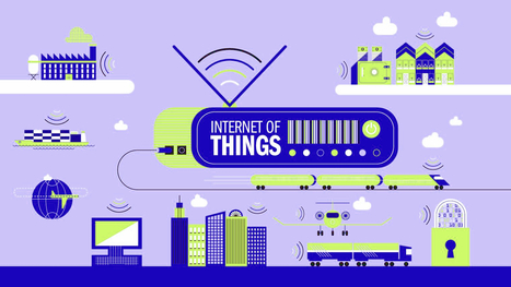 What is Internet of Things? How it will connect our future? - Tech information on Geek Story   Story of the day   Scoop.it