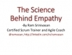 The Science Behind Empathy   Empathy and Compassion   Scoop.it
