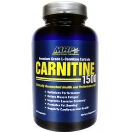 Carnitine 1500 | MHP | Performance Supplement | Fitness Supplements | Scoop.it