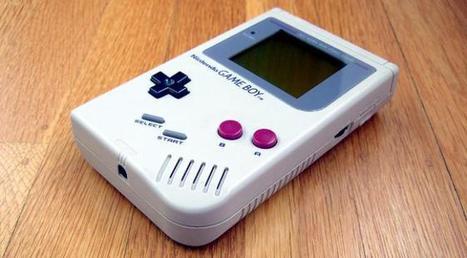 Game Boy : la première console de jeu vidéo de poche fête ses 25 ans ! | Scoop.it Sysico | Scoop.it