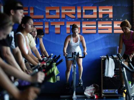 UF Rec Sports turns to social media to encourage students to exercise   Social Media & Sports   Scoop.it