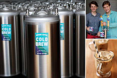 Forget beer — iced coffee kegs are the hottest new trend | Coffee News | Scoop.it