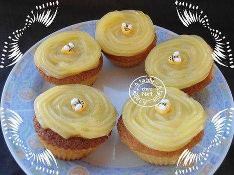 recette du cupcake citronnée! | billet | Scoop.it