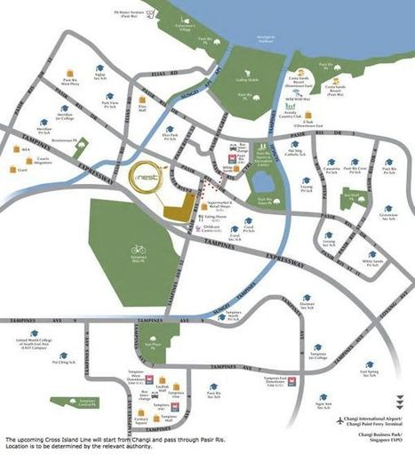 D'Nest at Pasir Ris Grove | Hotlines: 9645 2489 | 98305617 | Property New Homes | Scoop.it