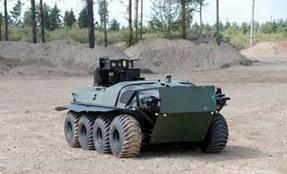 La robotisation du combat en Syrie   Think outside the Box   Scoop.it