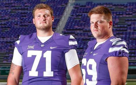 Kansas State football embraces battle to replace B.J. Finney at center - Kansas City Star | All Things Wildcats | Scoop.it