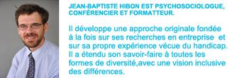 Conférence « Au-delà des préjugés : changeons de regard sur les différences »  Semaine pour l'emploi des personnes en situation de handicap | Handicap et société | Scoop.it