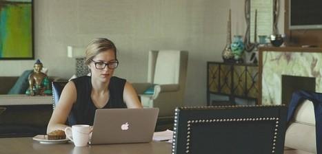 Télétravail : 7 astuces pour réussir à travailler chez soi | Solutions alternatives pour un monde en transition | Scoop.it