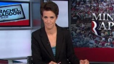 Maddow and Hayes: Romney trolling liberals so racists will vote for him | Coffee Party Election Coverage | Scoop.it