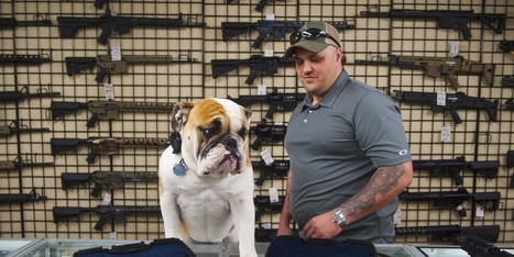 Dealer Backs Down On Plan To Sell Smart Gun After Pro-Gun Activists Threaten To Kill Him | It Comes Undone-Think About It | Scoop.it