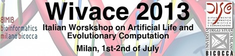 Wivace 2013: Italian Workshop on Artificial Life and Evolutionary Computation | Social Foraging | Scoop.it