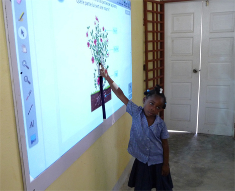 Page Ressources et cours TNI - Education numérique - Haïti Futur | Murs numériques et interactions (TBI et TNI) | Scoop.it