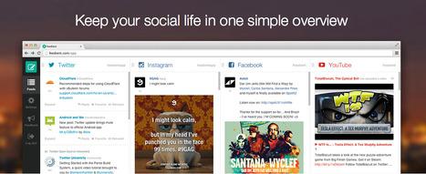 Feedient : un gestionnaire multi-réseaux sociaux gratuit | Passionate about Social Media, Web 2.0, Employer and Personal Branding | Scoop.it