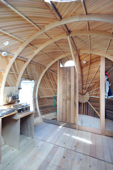 Artist to Live a Year in a Wooden Egg to Raise Environmental Awareness | Le It e Amo ✪ | Scoop.it