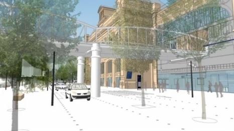 Austerlitz, découvrez la future gare (vidéo) | Médias sociaux et tourisme | Scoop.it