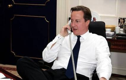 Why Comrade Cameron went all Russell Brand on the UK's mobile networks | Connected World | Scoop.it