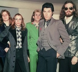 The Iconic Roxy Music ' Album Covers ' ! | 50thirdand3rd | MUSIC ALBUM COVERS | Scoop.it