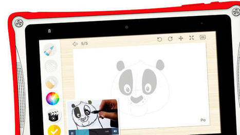 DreamWorks' New Tablet Entertains--And Trains--The Next Generation Of Animators | Screen it | Scoop.it