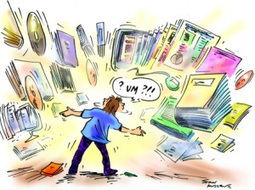Information overload | DigiDid | Scoop.it