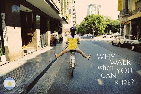 Indie latest post :Biking Buenos Aires | Indietravel | Scoop.it