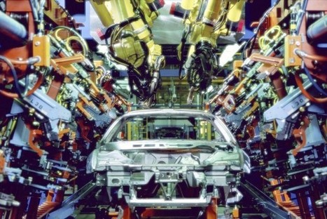 Smart Manufacturing Could Save Global Automakers Billions | Engineering Product Design and Development | Scoop.it