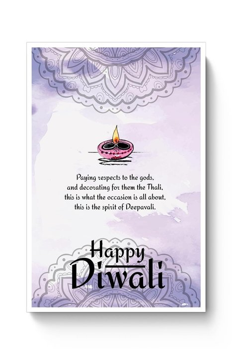 Watercolor Background Happy Diwali with Quote Poster | Latest Best Punjabi Bollywood Songs Djpunjab Music Mp3 Hindi Songs | Scoop.it
