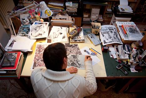 Scuola Internazionale di Comics nelle Marche | Le Marche un'altra Italia | Scoop.it