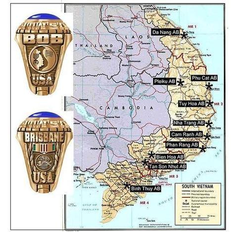 Vietnam Rings > Vietnam Military Rings - USA | Military Shopping | Scoop.it
