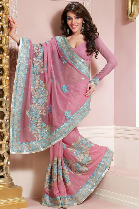 Why Indian Beauties Are Wear Sari In Various Occasions? | Online shopping | Scoop.it