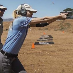 An Alarming Trend – Women Are Shooting | Firearm Training, Gun Safety and Unarmed Courses | Scoop.it