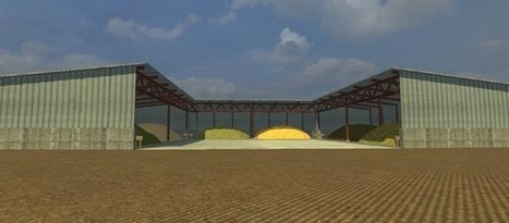 Feed Storage Mod v1.3.1 | FS2013Mods | Farming Simulator 2013 Mods | Scoop.it